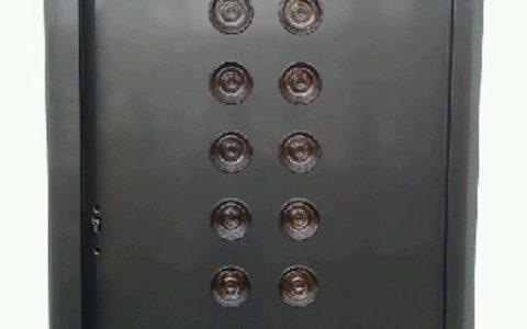 Folierung Tür vorher