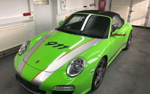 Porsche Carrera S Race