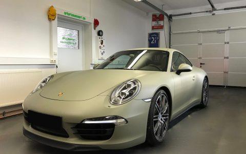 Porsche 991 4S Coupe