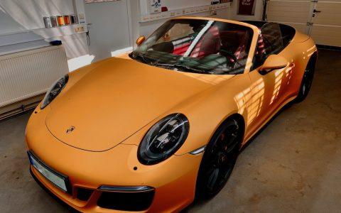 KF 991 GTS orangematt