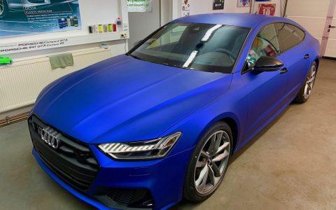 KF A7 bluematt