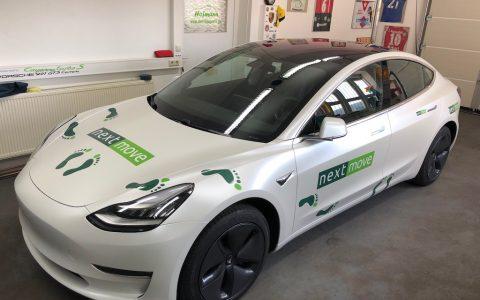 KF Tesla Model3