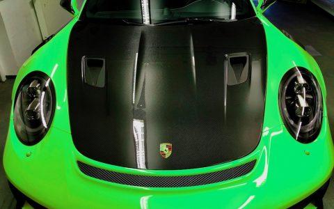 LSF GT3 RS grün