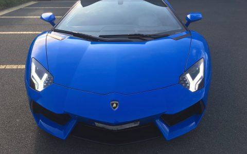Lamborghini Avantador LP 700-4