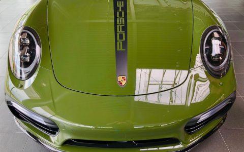 Streifen 911 TurboS