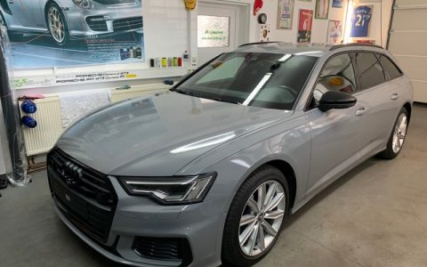 Folie A6 Nardo Grey