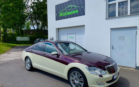 Folie Mercedes Maybach Style